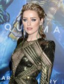 Amber Heard Sexy And Pantyless