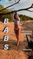 Barbara Palvin Sexy Bikini