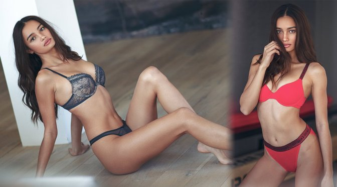 Kelsey Merritt – Sexy Photoshoot by Victor Robertof