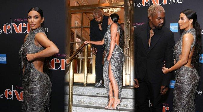"Kim Kardashian – ""The Cher Show"" Broadway Opening Night in New York"