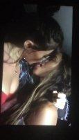 Madison Beer And Claudia Tihan Lesbian Kiss