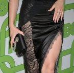 Ariel Winter Sexy In Black Dress