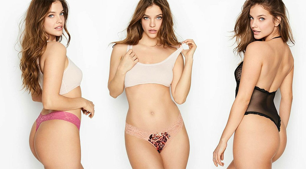 Barbara Palvin - Victoria's Secret Lingerie Photoshoot