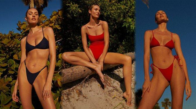 Candice Swanepoel – Tropic of C Bikini Photoshoot