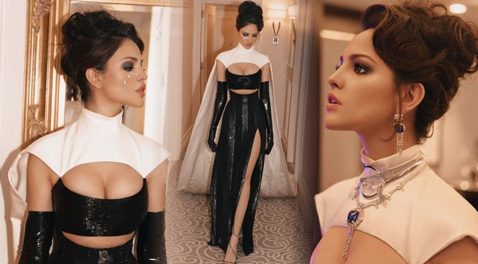 Eiza Gonzalez – Met Gala 2018 Photoshoot