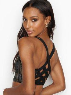 Jasmine Tookes Sexy Lingerie