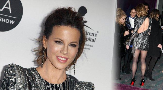 Kate Beckinsale – LA Art Show 2019 Opening Night Gala