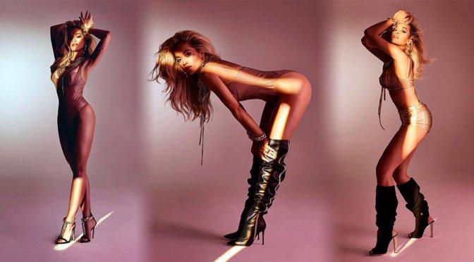 Rita Ora – Giuseppe Zanotti Shoe campaign