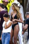 Romee Strijd Sara Sampaio Jasmine Tookes Swimwear Photoshoot
