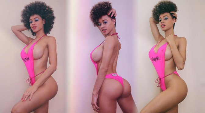 Stormi Maya – Sexy Instagram Photoshoot