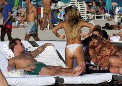 Sylvie Meis Sexy Bikini Body