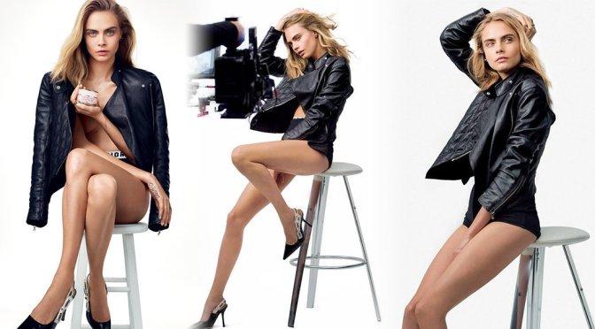 Cara Delevingne – Dior Capture Youth Campaign 2019