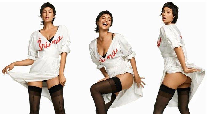 Irina Shayk – Paris Match Magazine Photoshoot (January 2019)