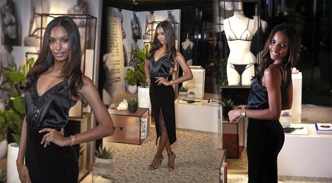 Jasmine Tookes – Victoria's Secret x LIVY Launch in London