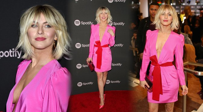 "Julianne Hough – Spotify ""Best New Artist 2019"" Event in Los Angeles"