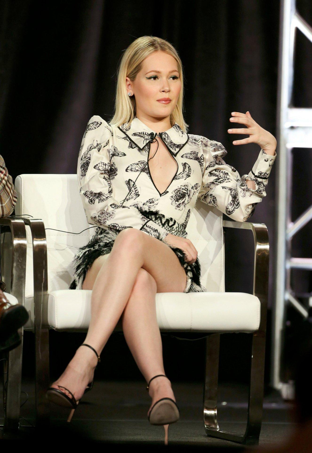 "Kelli Berglund – ""Now Apocalypse"" Panel In Los Angeles"