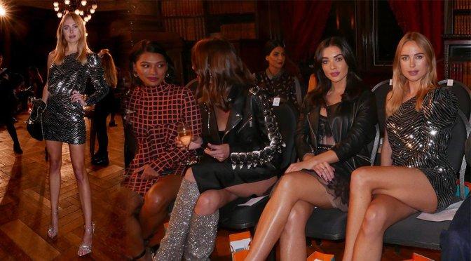 Kimberley Garner – AADEVIK Fashion Show in New York