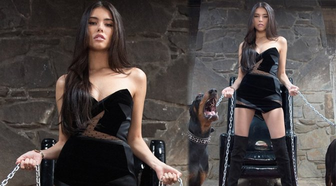 "Madison Beer – ""Hurts Like Hell"" photoshoot"