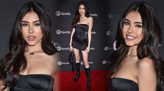 "Madison Beer – Spotify ""Best New Artist 2019"" Event in Los Angeles"