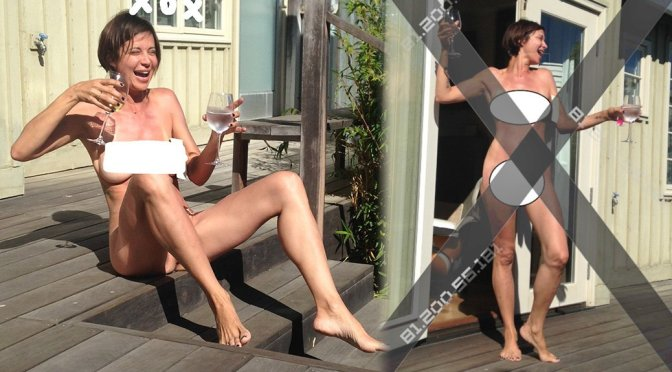 Catherine Bell  Personal Naked Leaks Censored  Hot Celebs Home-1744