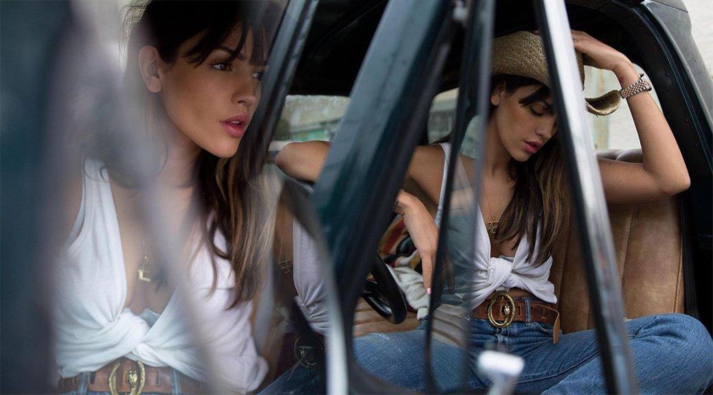Eiza Gonzalez - Sexy Photoshoot Candids