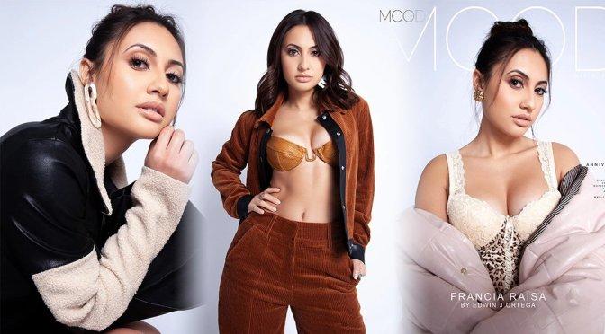Francia Raisa – Mood Magazine Photoshoot (March 2019)