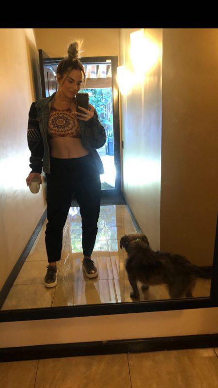 Joanna Jojo Levesque Selfie