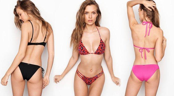 Josephine Skriver – Victoria's Secret Swim 2019 Photoshoot