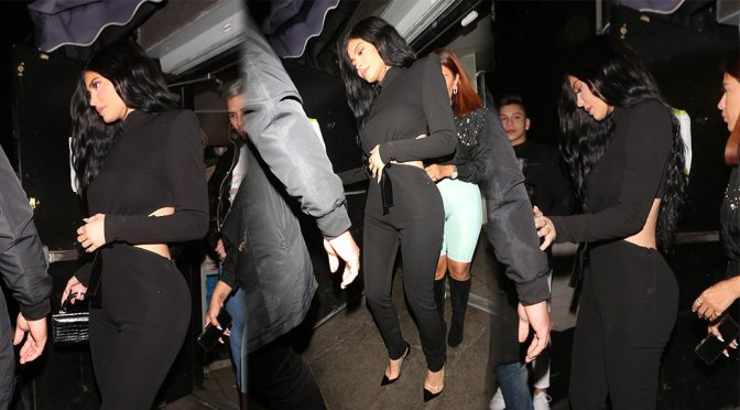 Kylie Jenner – Sexy Candids in West Hollywood