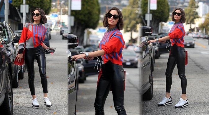 Olivia Culpo – Sexy Candids in West Hollywood