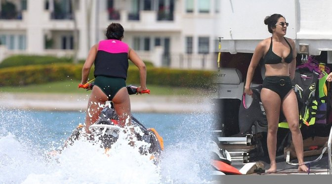 Priyanka Chopra – Bikini Candids in Miami Beach