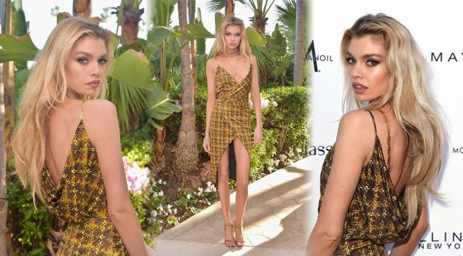 Stella Maxwell – Daily Front Row's 5th Annual Fashion Awards in Los ANgeles