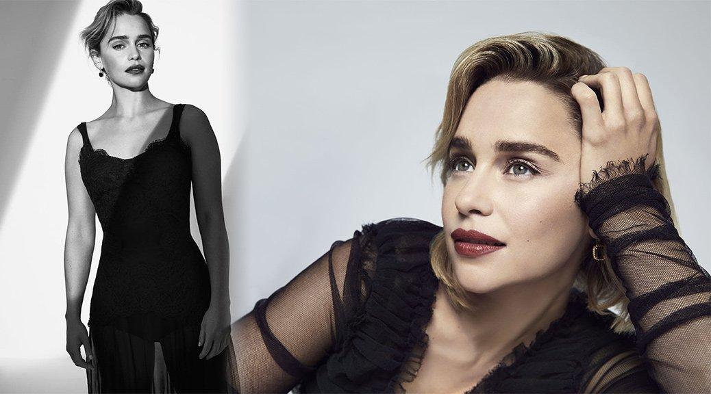 Emilia Clarke - Dolce & Gabbana 2019 Promotional