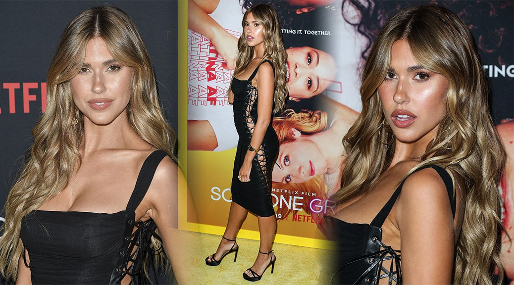 "Kara Del Toro - ""Someone Great"" Premiere in Hollywood"