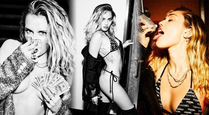 Miley Cyrus – Von Magazine Photoshoot (May 2019)