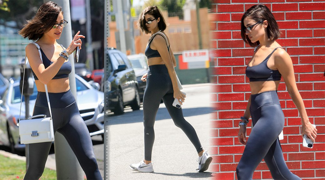 Olivia Culpo - Sexy Candids in West Hollywood