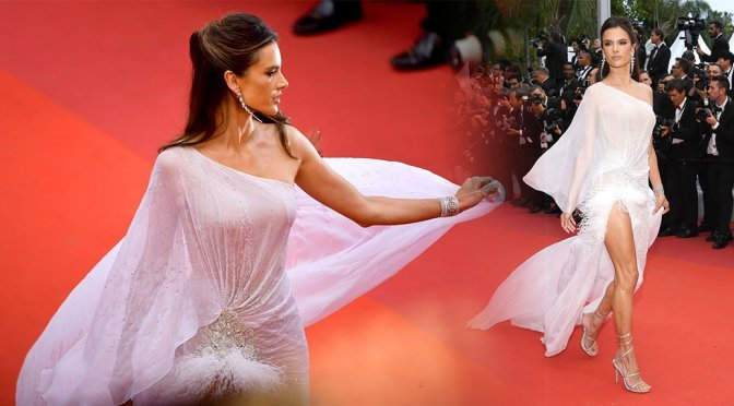 "Alessandra Ambrosio – ""The Dead Don't Die"" Premiere in Cannes"