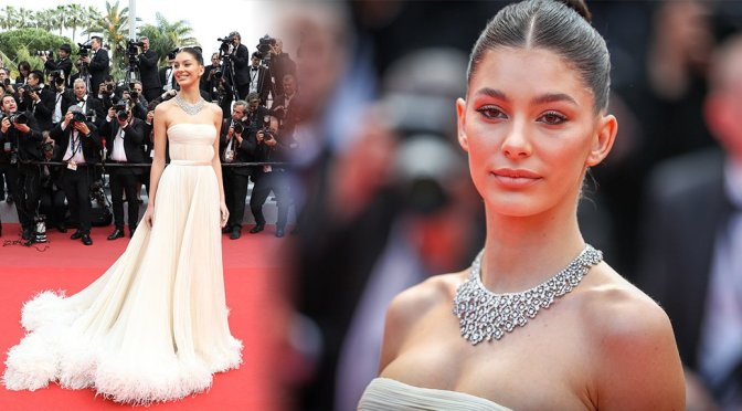 """Camila Morrone – """"Once Upon A Time In Hollywood"""" Premiere in Cannes"""