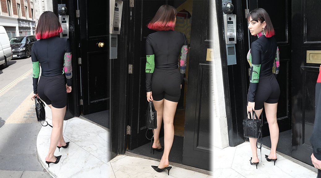 Charli XCX - Sexy Ass Candids in London