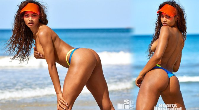Danielle Herrington – Sports Illustrated Swimsuit 2019 Photoshoot