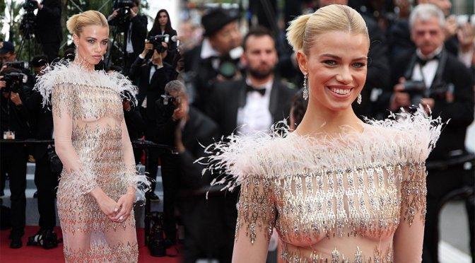 """Hailey Clauson – """"Le Belle Epoque"""" Premiere in Cannes"""