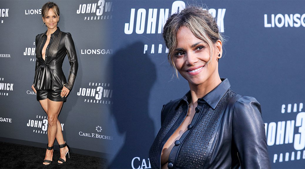 "Halle Berry - ""John Wick: Chapter 3 - Parabellum"" Premiere in Hollywood"