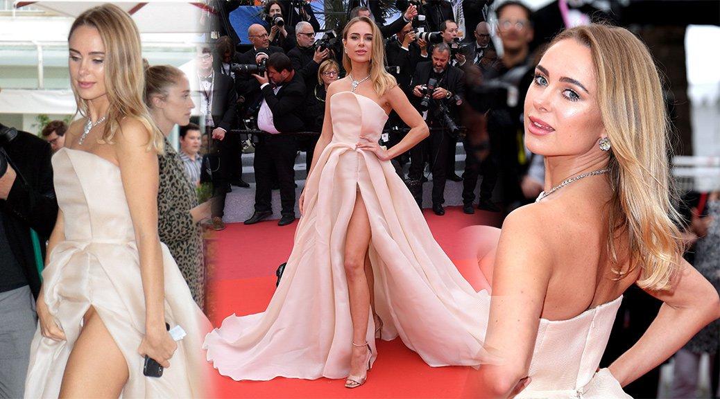 "Kimberley Garner - ""A Hidden Life"" Premiere in Cannes"