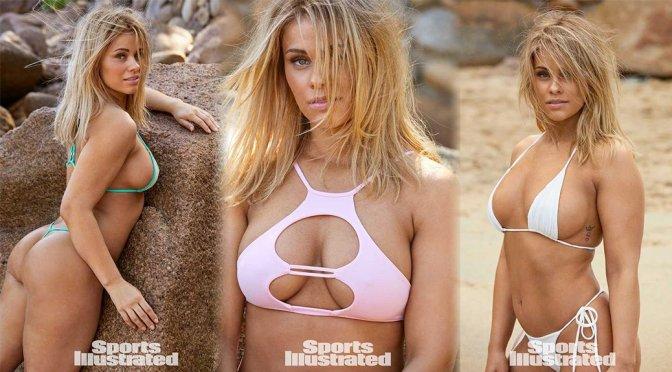 Paige Vanzant – Sports Illustrated Swimsuit 2019 Photoshoot