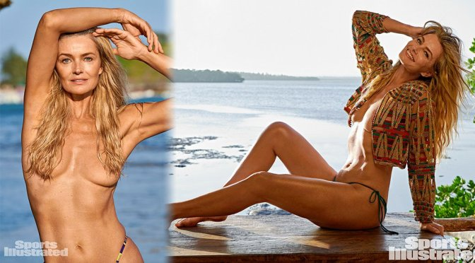 Paulina Porizkova – Sports Illustrated Swimsuit 2019 Photoshoot
