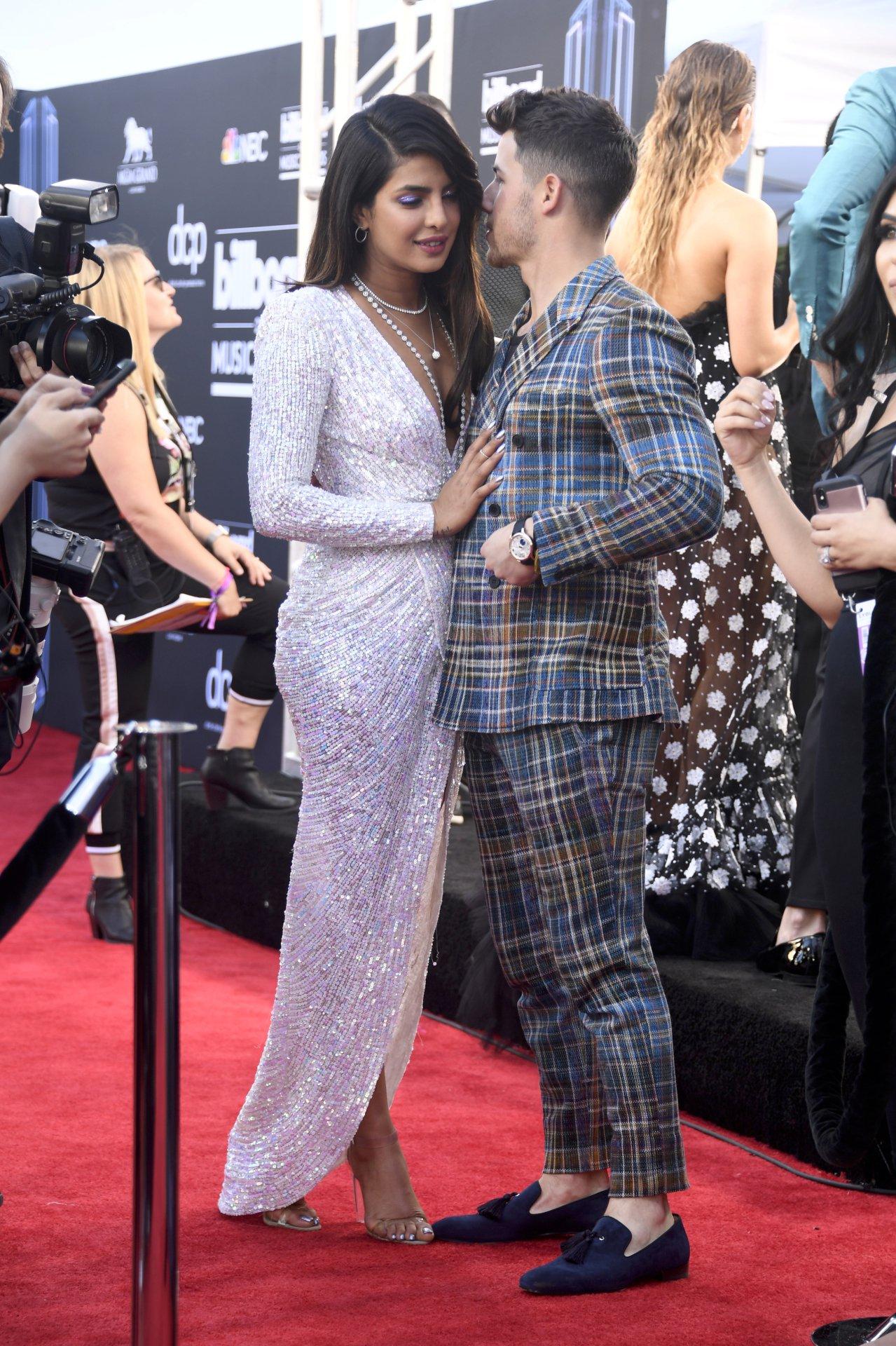 Priyanka Chopra - 2019 Billboard Music Awards In Las Vegas - Hot Celebs Home-9880