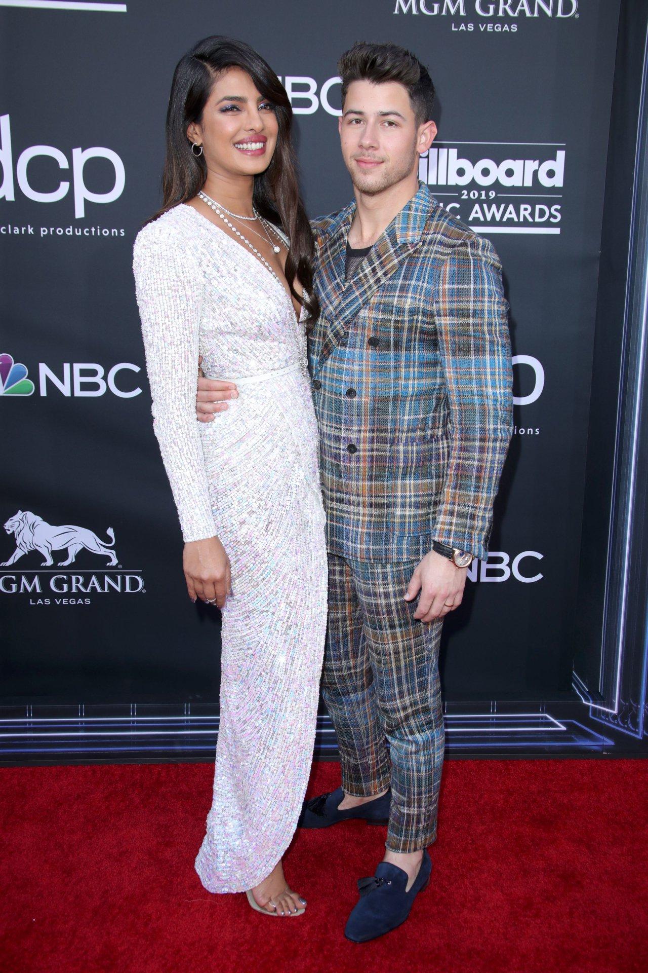 Priyanka Chopra - 2019 Billboard Music Awards In Las Vegas - Hot Celebs Home-7621
