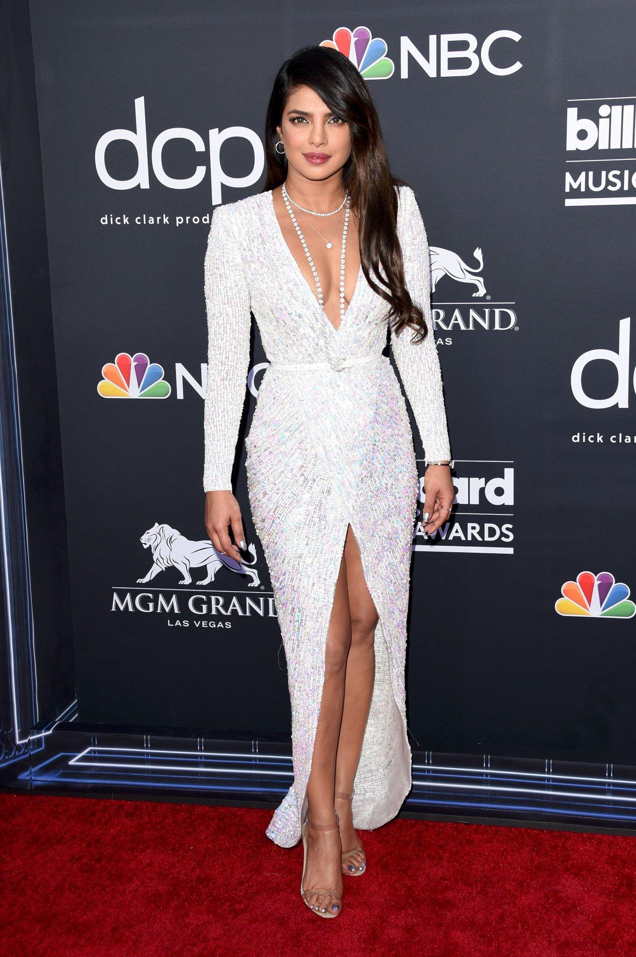 Priyanka Chopra - 2019 Billboard Music Awards In Las Vegas - Hot Celebs Home-6000