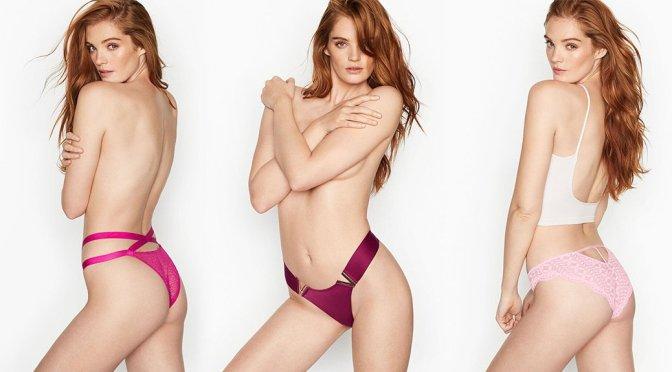 Alexina Graham – Victoria's Secret Lingerie Photoshoot