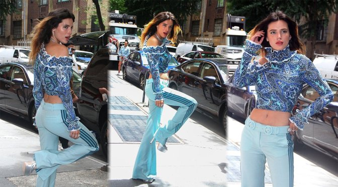 Bella Thorne – Sexy Candids in New York